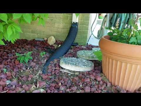How Deep Should Downspouts Be Buried In Michigan?