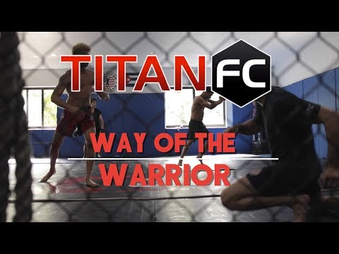 Titan FC 46 - Gustavo Balart and Alberto Blas - Way of the Warrior