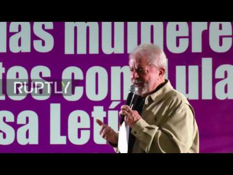 Brazil: 'They did not want me to be President of the Republic' - Lula da Silva
