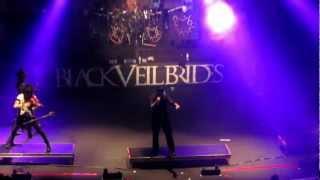 Kerrang Tour 2013: Black Veil Brides Performing Shadows Die