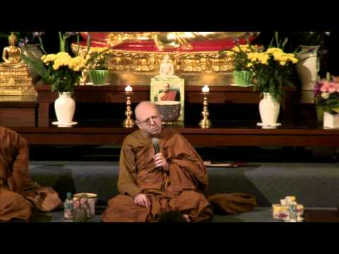 What Do You Want? | Ajahn Brahm | 06-05-2011