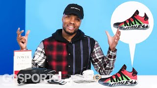 10 Things Damian Lillard Can't Live Without | GQ Sports