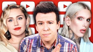 "Jeffree Star, Miley Cyrus, Trump and Everything California Fires, VA ""Trainwreck"" Glitch, & More..."