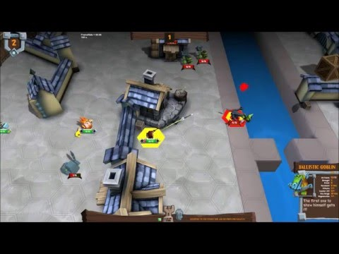 Farabel: The Reverse Quest alpha 0.3 gameplay footage 2  