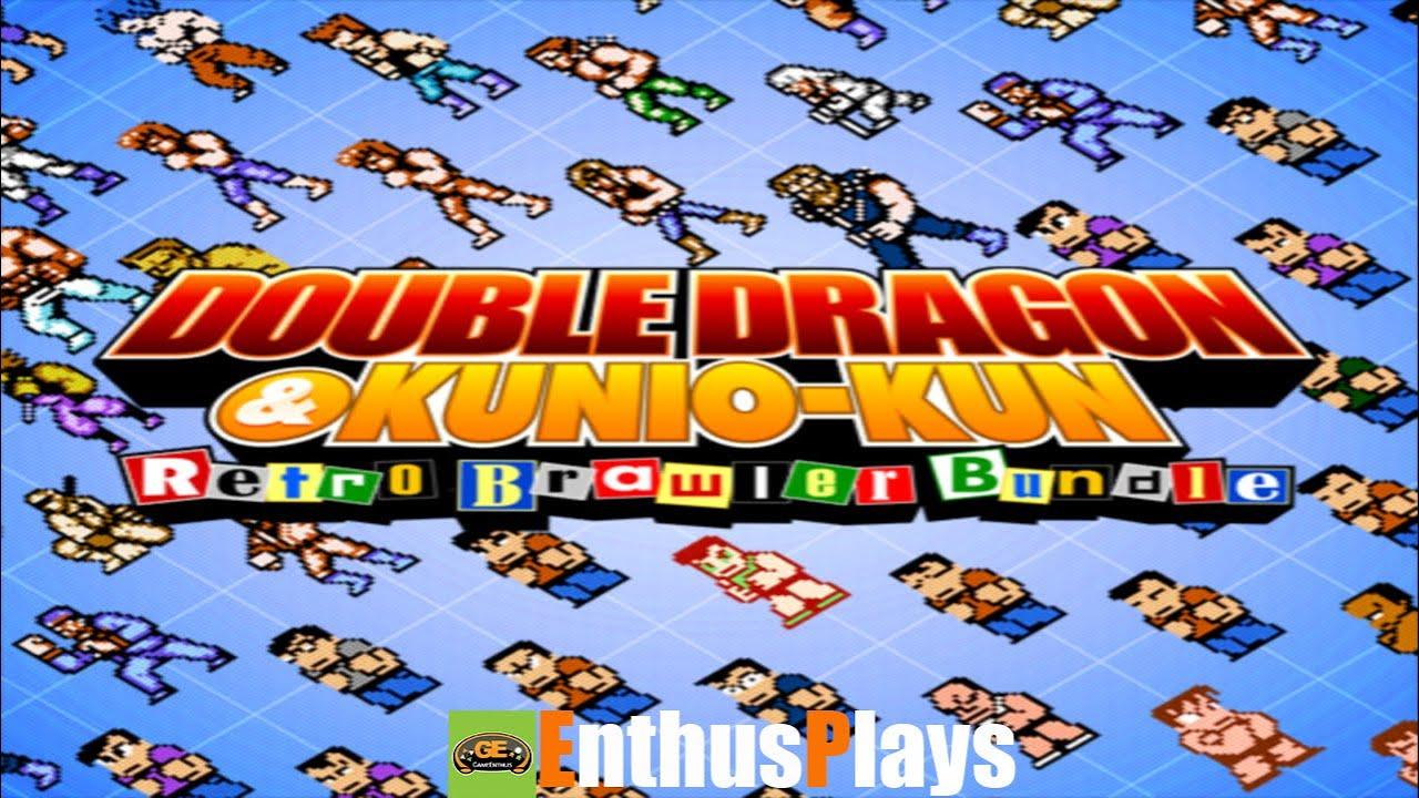 Double Dragon Kunio Kun Retro Brawler Bundle Ocau Forums