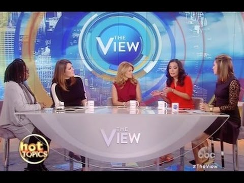 'The View' Debates Disinviting Atheist Hosts From Christmas Event