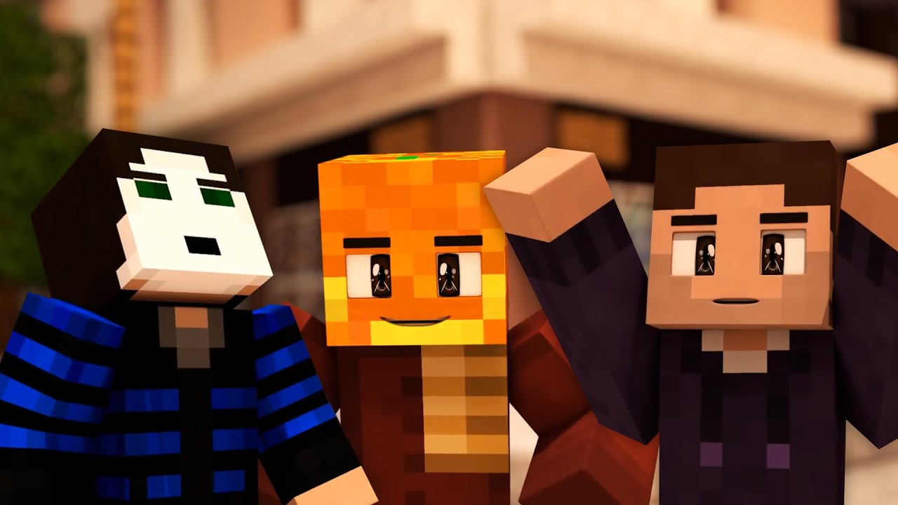 Minecraft Animation Wallpaper Der Minecraft Freedom Pony Squad Paluten Animation