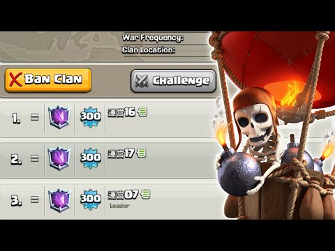 MYSTERIOUS CLAN BANNED FROM COC | Clash of Clans Strange But True