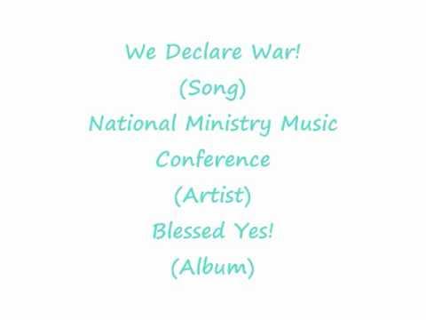 We Declare War! - NMMC