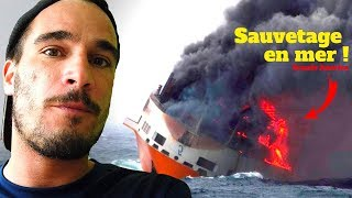 L'INCROYABLE SAUVETAGE du GRANDE AMERICA  [FireCast #207]