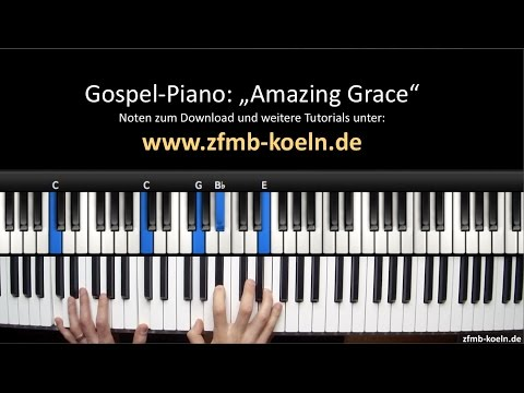ZfMB Tutorial | Gospel-Piano