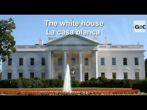 La casa blanca tour por la casa de los secretos y el - Fotos de la casa blanca por fuera ...