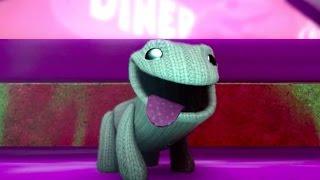 LittleBigPlanet 3 - Meet Oddsock Trailer