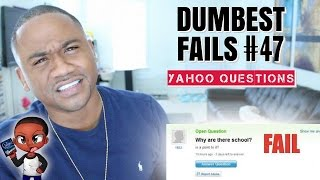 vuclip Dumbest Fails On The Internet #47 | Dumbest Yahoo Questions (2016)