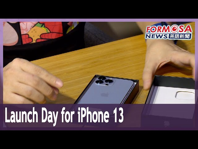 Deals and discounts as iPhone 13 launches in Taiwan