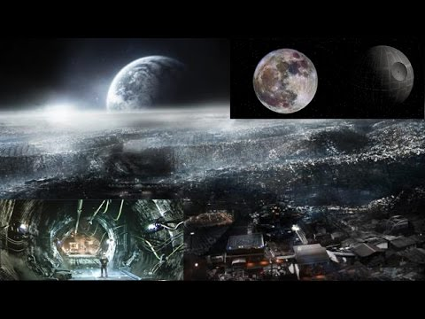 Contactee Claims our Moon is Artificial and Was Brought Here from Another Galaxy