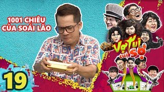 VO TUI TUI SO| EP 19 FULL| 1001 skills to win girls heart of Minh Nhi comedian| 101117 🤣