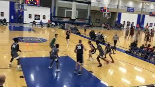 James Adcock AAU Basketball Highlights | Class Of 2018
