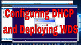 Using DHCP to Boot WDS BIOS & UEFI - YouTube