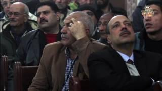 قداس جنازة صاحب محل الخمور المذبوح بالإسكندرية