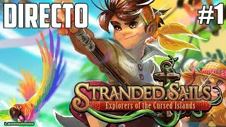 Vídeo Stranded Sails - Explorers of the Cursed Islands