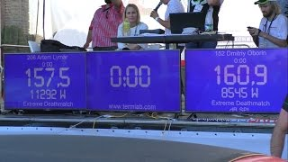 Артем Лымарь [HAMMER Loud Sound] VS Дмитрий Оборин dB Drag Racing Deathmatch