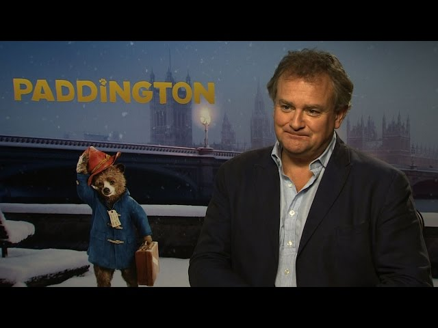 Hugh Bonneville on Paddington – Film 2014: Episode 11 – BBC One