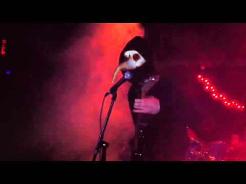 Ominous Resurrection live in NYC