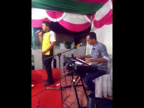 Vidio nyanyi Lagu Malaysia Roland Bk5 telolet