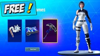 Cómo obtener FREE CELEBRATION PACK 7 (FREE SKINS) Fortnite PS Plus Pack RELEASE DATE - PS4 Skin Bundle