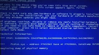How to Check & Fix Windows PC Restart & Blue Screen Problem (Windows 10, 8.1,7)