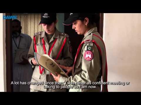 Pakistani Women Rangers