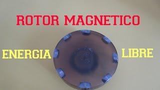 MOTOR MAGNETICO - CONSTRUIR ROTOR
