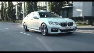 BMW 7 Series UK Version 2016 Videos