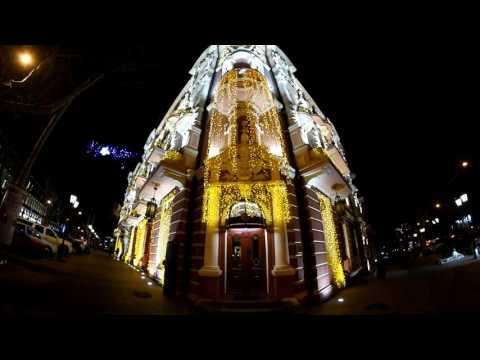 Новогодняя Одесса, Odessa