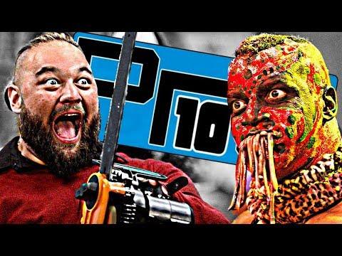 Die 10 Gruseligsten Wrestler Der WWE Geschichte | Pro10