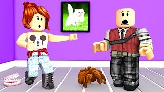 PERDI MEU BACON HAIR ft CRIS MINEGIRL (Roblox Time Travel Obby!) thumbnail