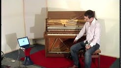 Piano Tuning. How to tune your own piano to a professional standard. Quick & Easy.