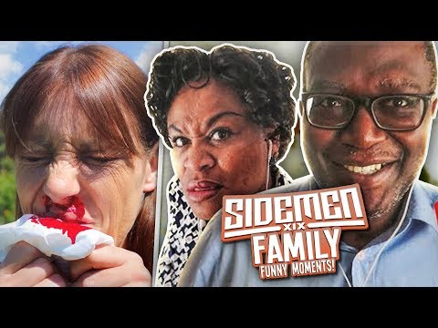 FUNNIEST SIDEMEN FAMILY MOMENTS!