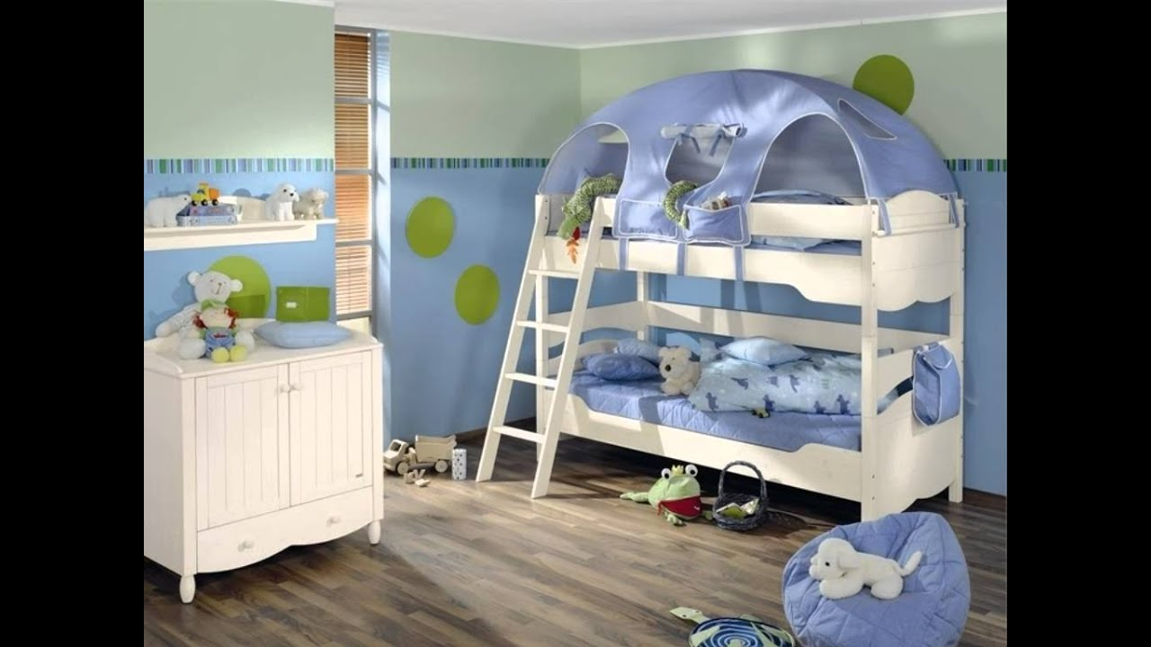 Best kids bedroom interior design amazing bedroom for Best beds for small rooms