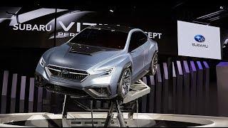 subaru viziv performance concept the 45th tokyo motor show 2017