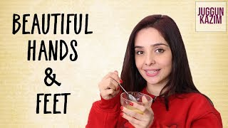 3 Easy Tips For Cracked Heels | Hand and Feet Skin Care | Beauty Tips | Juggun Kazim
