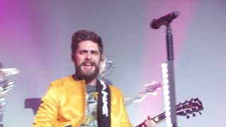 Thomas Rhett - Leave Right Now and T-shirt live Eventim Apollo
