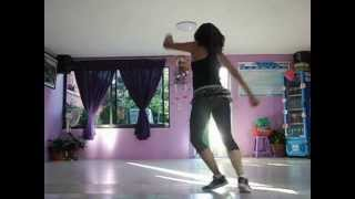 "zumba con kaz-""DONT STOP THE PARTY"""