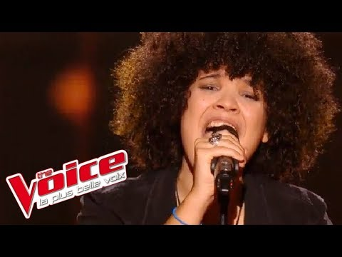The Police – Roxanne | Kora Jamson | The Voice France 2016 | Blind Audition