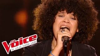 The Police – Roxanne | Kora Jamson | The Voice France 2016 | Blind Audition