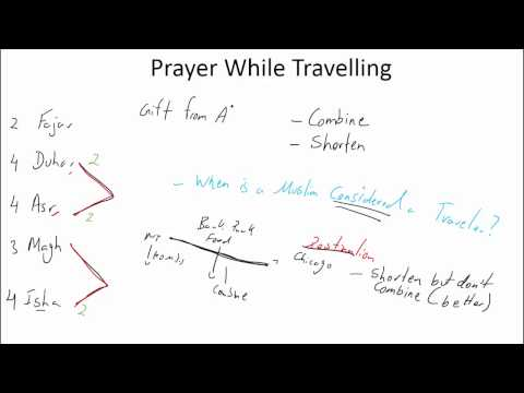 26.Prayer while Travelling