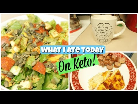 What I Ate Today | Keto Edition (09.17.2018)