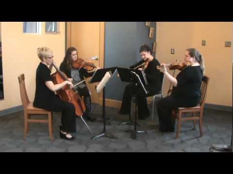 Handel Aria Wedding Music By Arcata Strings