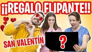 ¡¡El REGALO de SAN VALENTÍN ❤️+ ORIGINAL que jamás has visto // Familukis